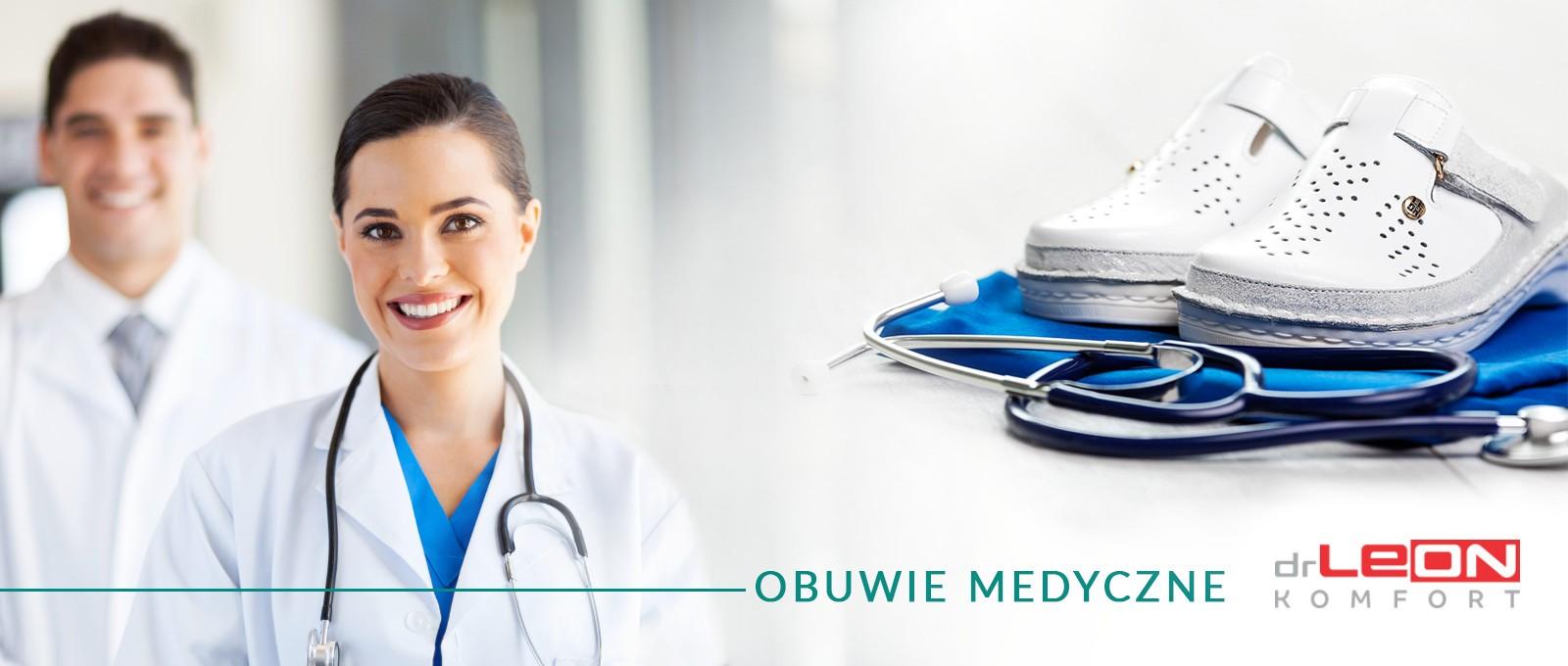 obuwie medyczne witamy Batz Dr Leon